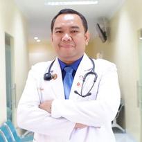 dr. Edison Y.P Saragih, Sp.PD-KHOM
