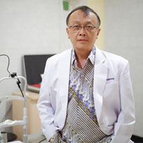 dr. Fadjar S.N Soebali, Sp.M
