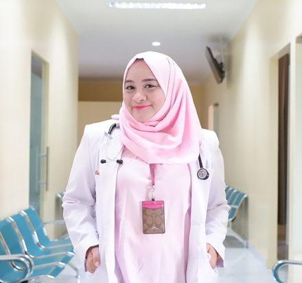 dr. Regina Annissa Harahap, Sp.P