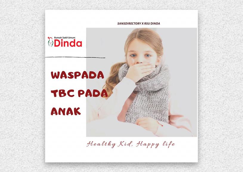Waspada TBC Pada Anak