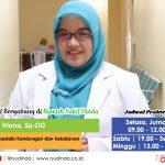 Selamat Bergabung dr. Esfi Triana, Sp.OG