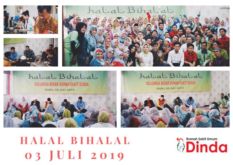 Halal Bihalal 2019