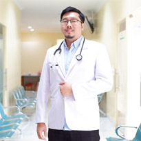 dr. Gregorius Tanamas, Sp.OG