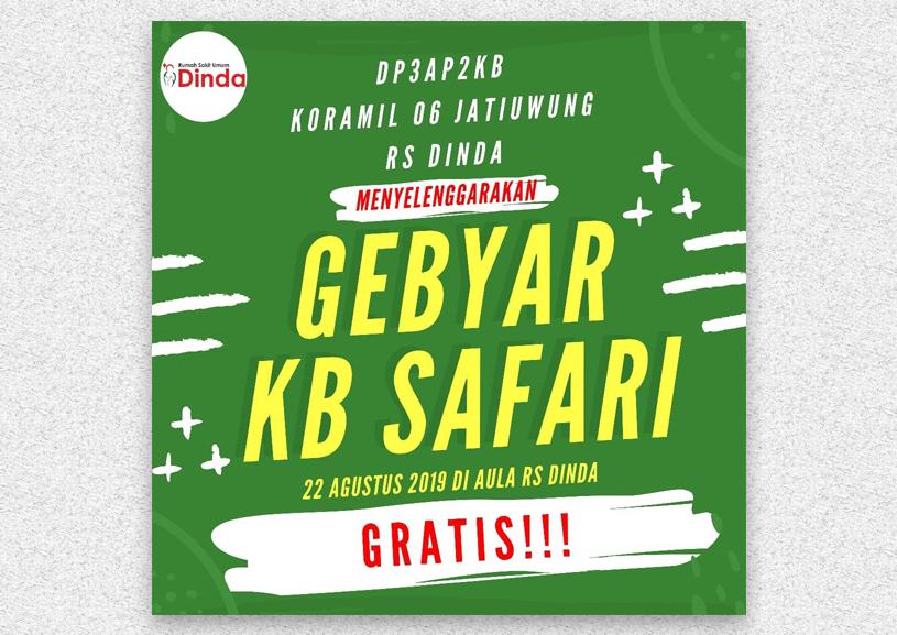 GEBYAR KB SAFARI