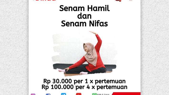 SENAM HAMIL DAN SENAM NIFAS