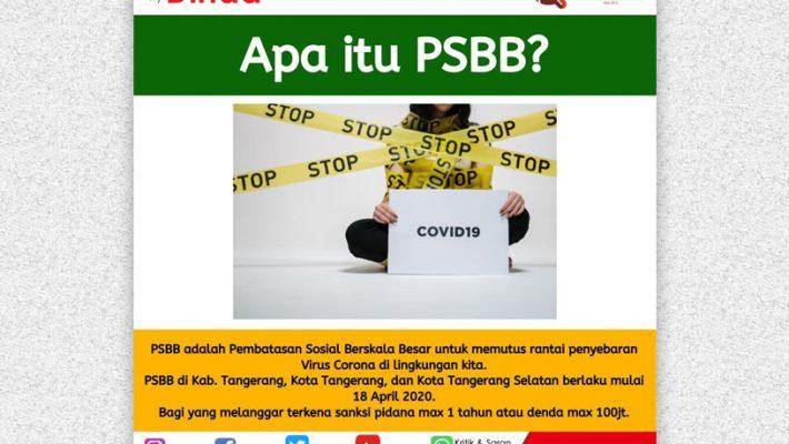 APA ITU PSBB?