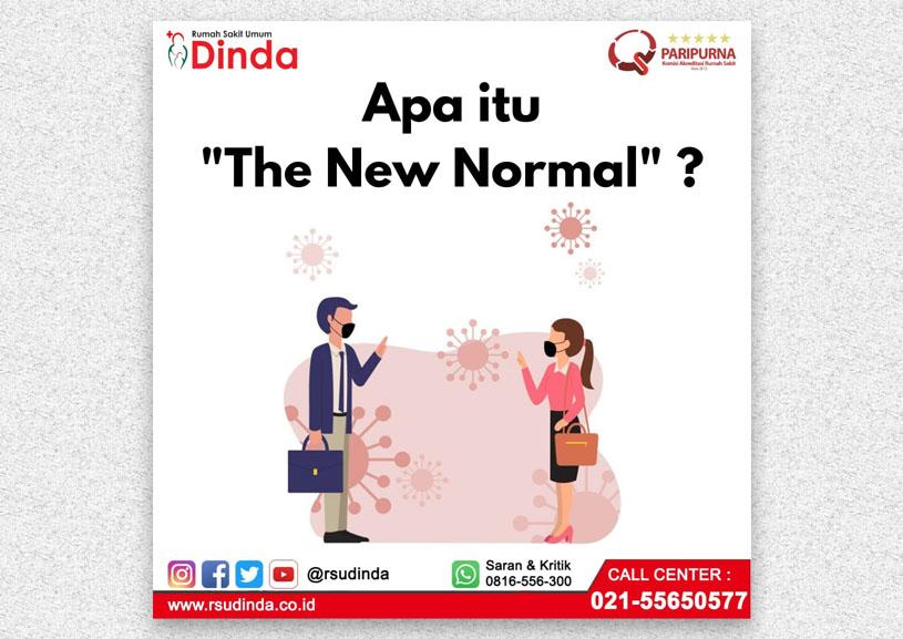 THE NEW NORMAL DI INDONESIA