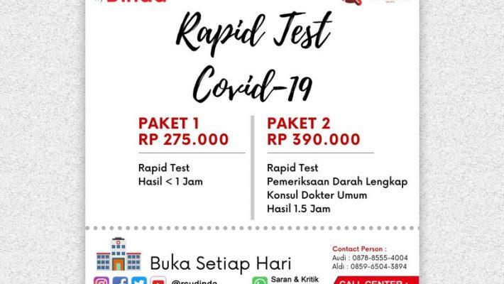 RAPID TEST COVID-19