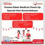 PROMO MEDICAL CHECK UP