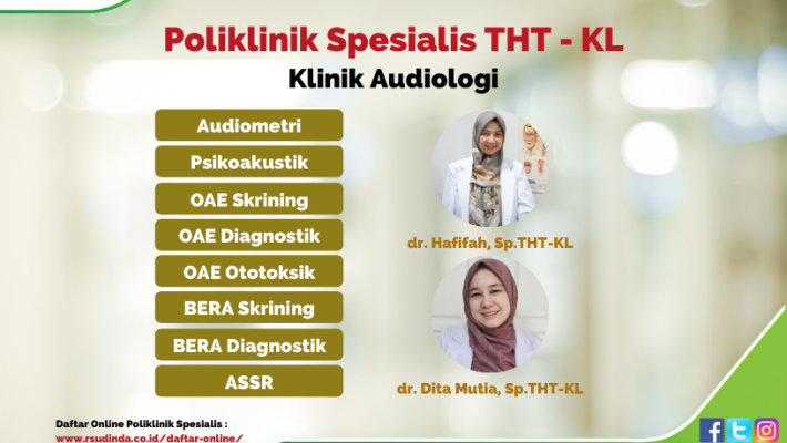 Klinik Audiologi Spesialis THT-KL