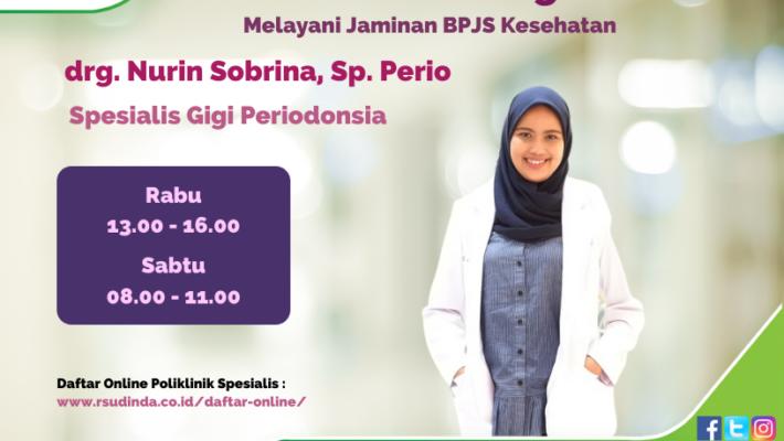 Poliklinik Spesialis Gigi Periodonsia Rumah Sakit Dinda