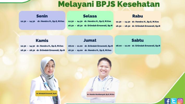 Poliklinik Saraf Rumah Sakit Dinda