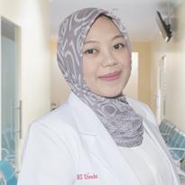 dr. Dinda Kamilah, Sp.PK