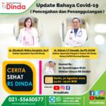 Cerita Sehat RS Dinda Update Bahaya Covid-19