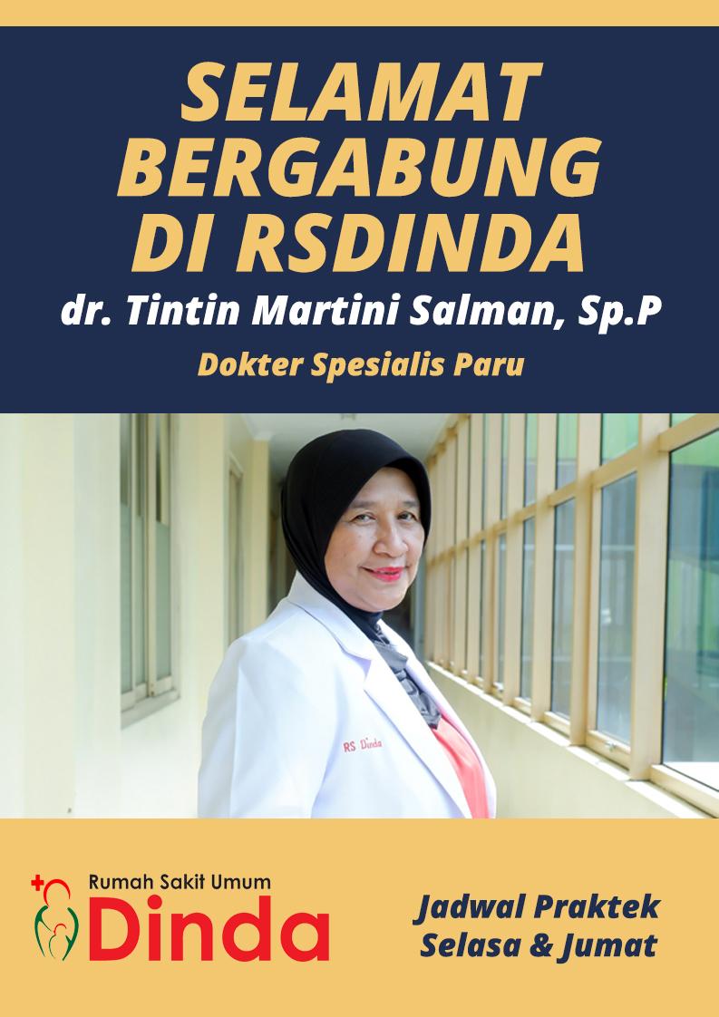 dr. Tintin Martini Salman, Sp.P